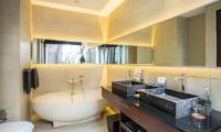 Chandra Villas Chandra Villas 3 His and Hers Bathroom | Seminyak, Bali