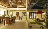 Chandra Villas Chandra Villas 3a Outdoor Dining | Seminyak, Bali
