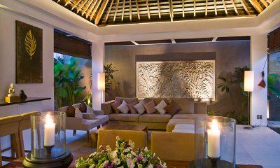 Chandra Villas Chandra Villas 5 Living Area | Seminyak, Bali
