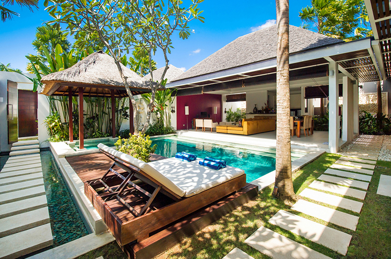 Bali Luxury 2 Bedroom Villas Chandra Villas Chandra Villas 6 Swimming Pool | Seminyak, Bali