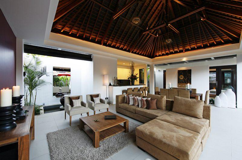 Chandra Villas Chandra Villas 6 Living and Dining Area | Seminyak, Bali