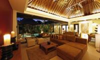 Chandra Villas Chandra Villas 6 Indoor Living Area | Seminyak, Bali