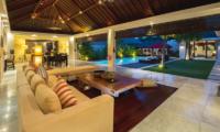 Chandra Villas Chandra Villas 8 living Area | Seminyak, Bali