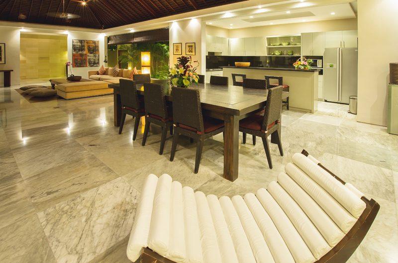 Chandra Villas Chandra Villas 8 Living and Dining Area | Seminyak, Bali