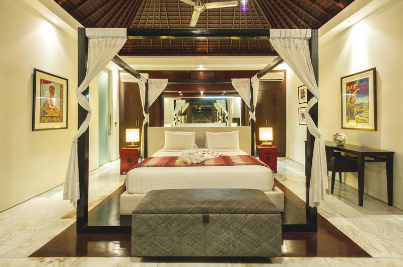 Chandra Villas Chandra Villas 8 King Size Bed | Seminyak, Bali