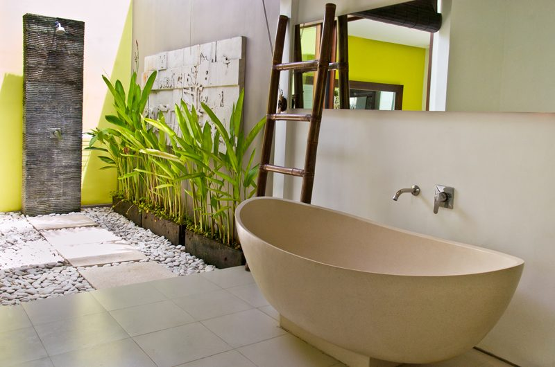 Chandra Villas Chandra Villas 9 Outdoor Bathtub | Seminyak, Bali