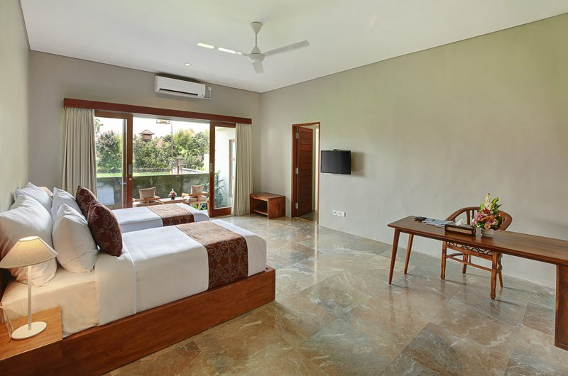 Sativa Villas Villa Cempaka Twin Bedroom | Ubud, Bali