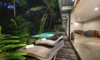Sativa Villas Villa Gardenia Sun Beds | Ubud, Bali