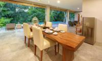 Sativa Villas Villa Gardenia Dining Area | Ubud, Bali