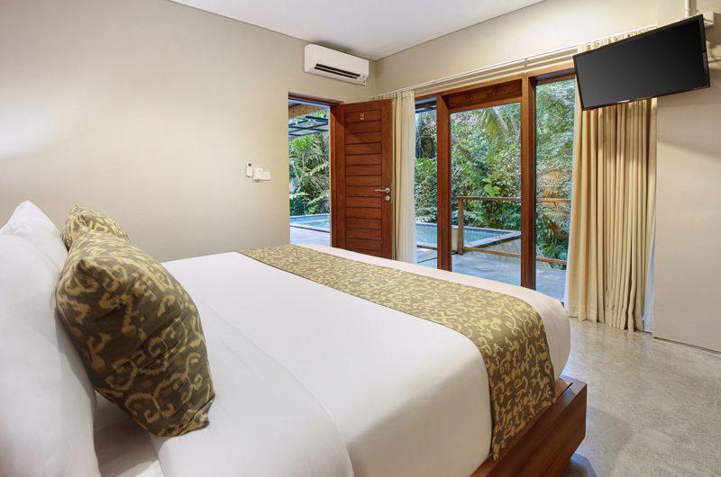 Sativa Villas Villa Gardenia Bedroom View | Ubud, Bali