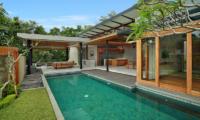 Sativa Villas Villa Orchid Pool | Ubud, Bali