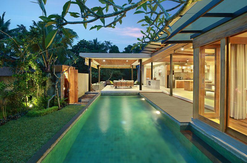 Sativa Villas Villa Orchid Swimming Pool | Ubud, Bali