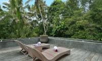 Sativa Villas Villa Orchid Sun Beds | Ubud, Bali