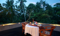 Sativa Villas Villa Orchid Outdoor Dining | Ubud, Bali