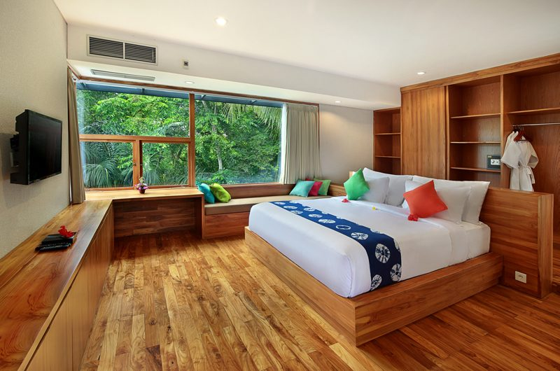 Sativa Villas Villa Orchid King Size Bed with View | Ubud, Bali