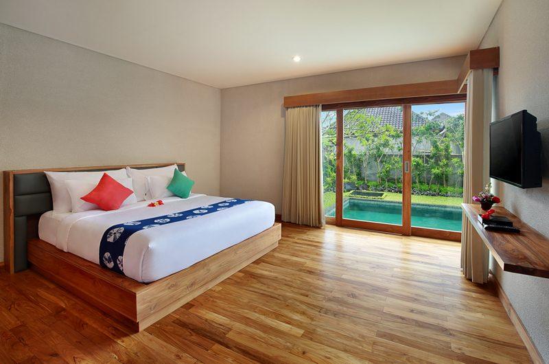 Sativa Villas Villa Orchid Bedroom | Ubud, Bali