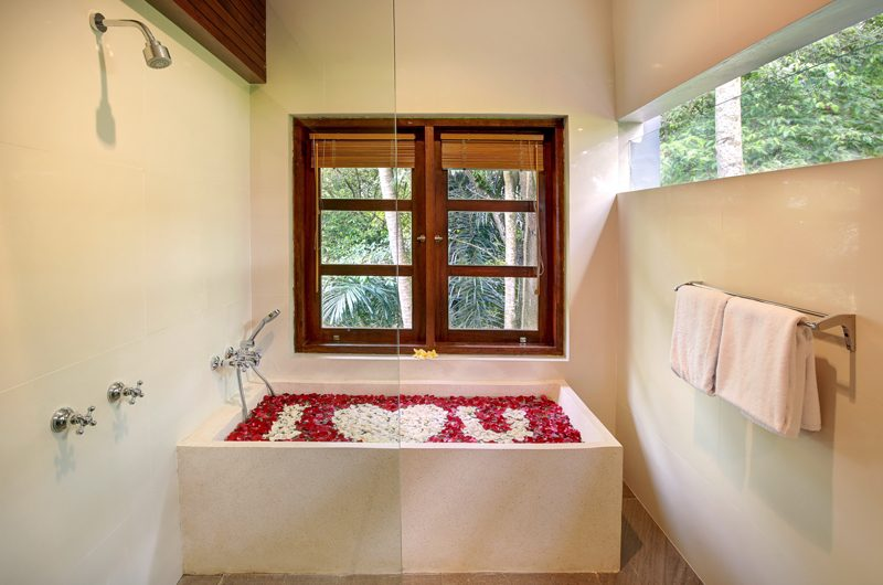 Sativa Villas Villa Rose Bathtub | Ubud, Bali
