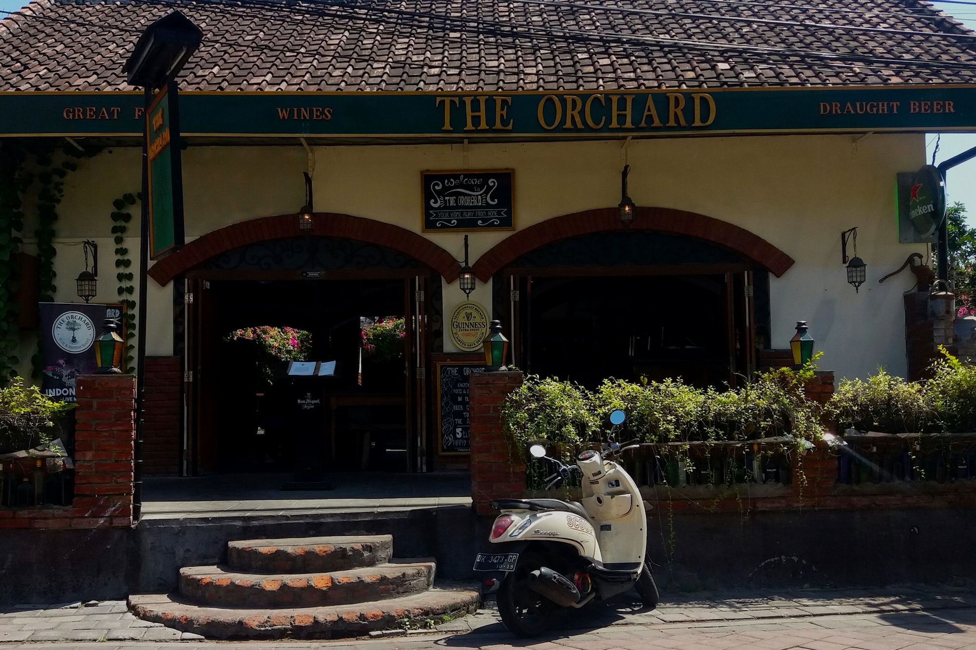 The Orchard – Best Live Music in Seminyak