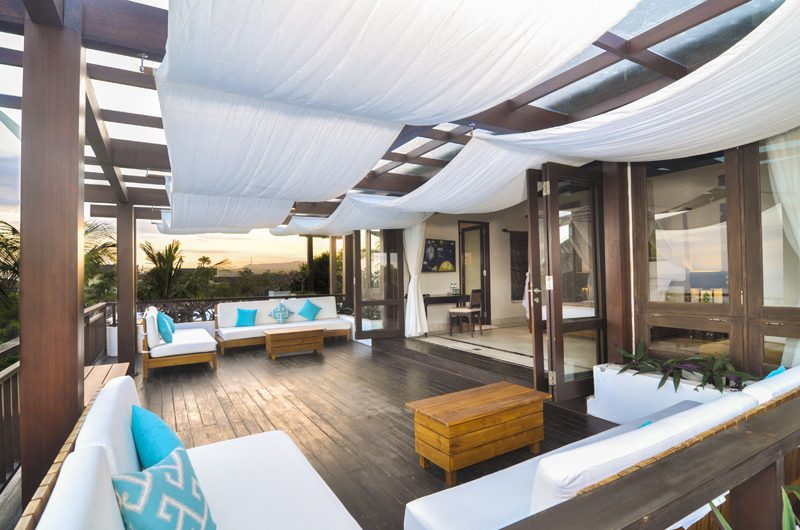 Villa Angin Laut Open Plan Lounge Area | Uluwatu, Bali