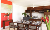 Villa Angin Laut Kitchen and Dining Area | Uluwatu, Bali