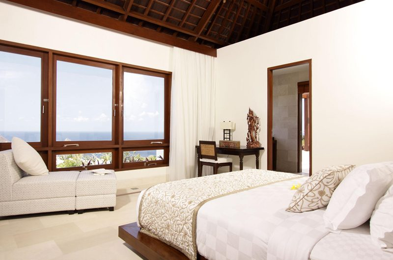 Villa Angin Laut Bedroom View | Uluwatu, Bali