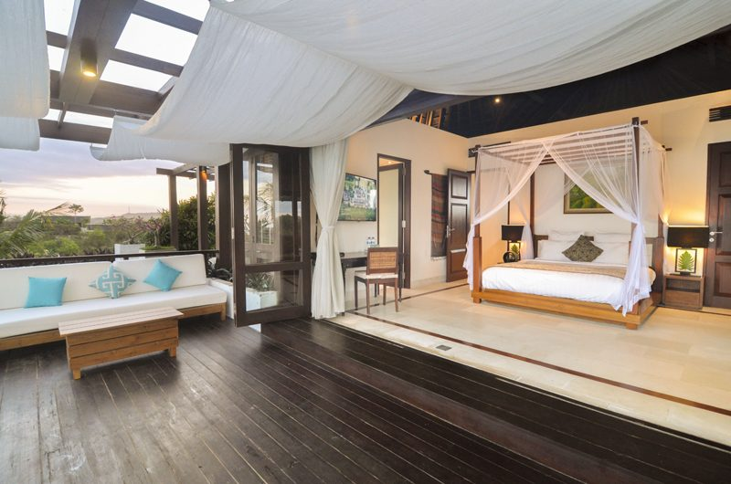 Villa Angin Laut King Size Bed with Balcony | Uluwatu, Bali