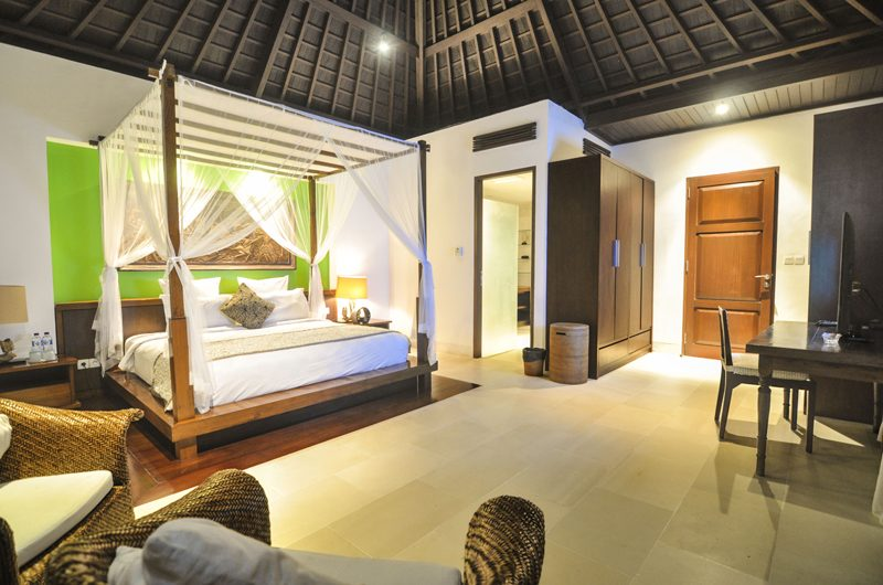Villa Angin Laut Bedroom with TV | Uluwatu, Bali