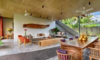 Villa Casabama Villa Casabama Panggung Living Area | Gianyar, Bali