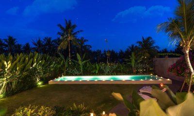 Villa Casabama Villa Casabama Panggung Night View | Gianyar, Bali