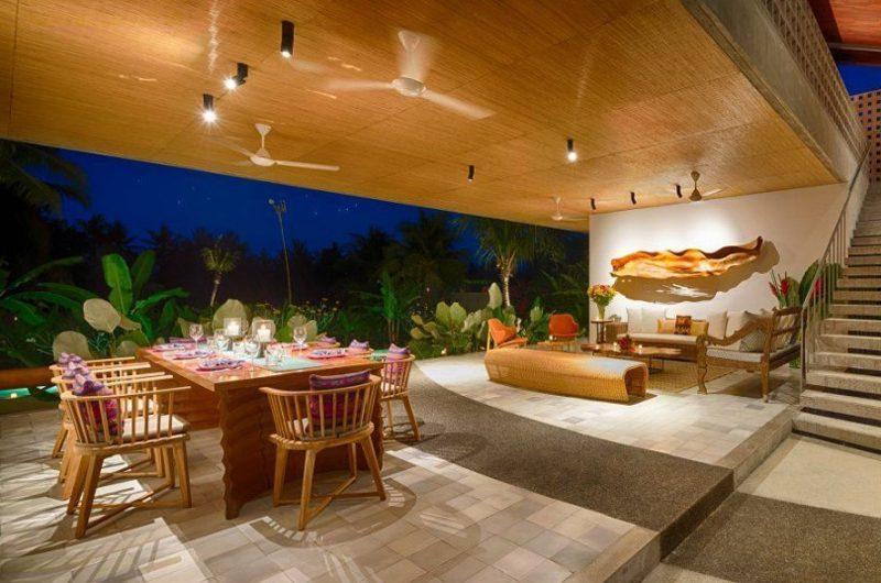 Villa Casabama Villa Casabama Panggung Indoor Living and Dining Area | Gianyar, Bali