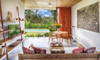 Villa Casabama Villa Casabama Panggung TV Room | Gianyar, Bali