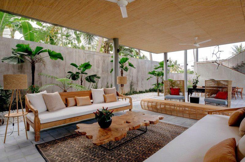 Villa Casabama Villa Casabama Panjang Indoor Living Area | Gianyar, Bali