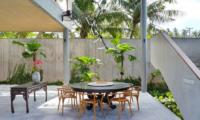 Villa Casabama Villa Casabama Panjang Dining Area | Gianyar, Bali