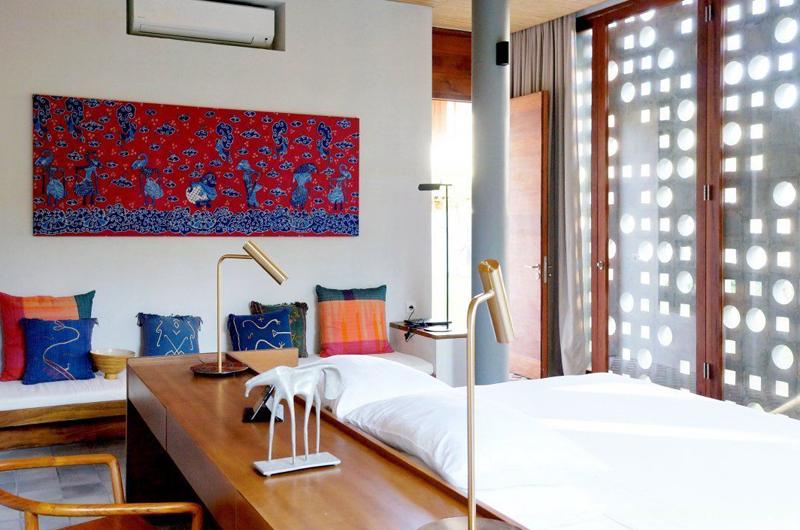 Villa Casabama Villa Casabama Panjang Bedroom with Study Table   Gianyar, Bali