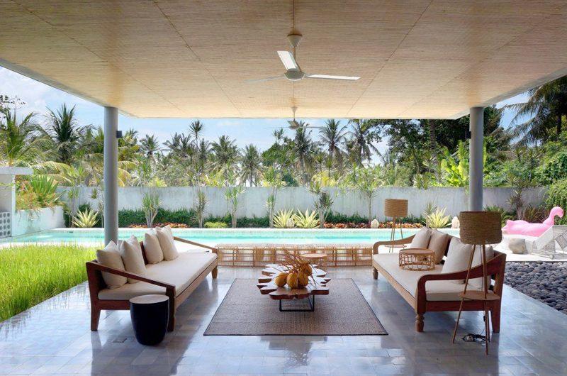 Villa Casabama Villa Casabama Sandiwara Living Area with Pool View   Gianyar, Bali