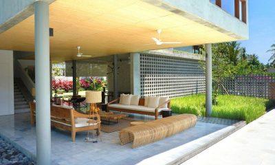 Villa Casabama Villa Casabama Sandiwara Indoor Living Area with Garden View | Gianyar, Bali