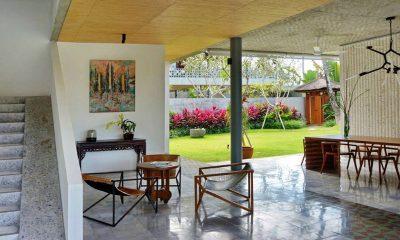 Villa Casabama Villa Casabama Sandiwara Dining Area with Garden View | Gianyar, Bali