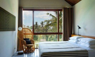 Villa Casabama Villa Casabama Sandiwara Bedroom with Table Lamp | Gianyar, Bali