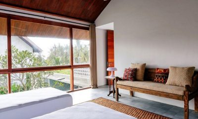 Villa Casabama Villa Casabama Sandiwara Twin Bedroom with Sofa | Gianyar, Bali