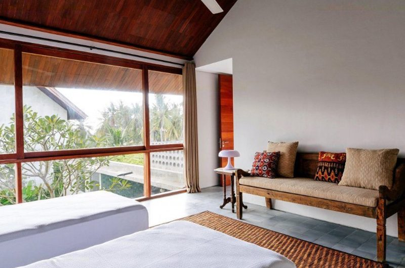 Villa Casabama Villa Casabama Sandiwara Twin Bedroom with Sofa | Gianyar, Bali