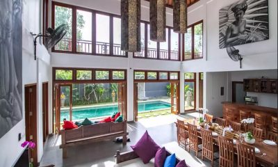 Villa Khaleesi Living Area | Seminyak, Bali