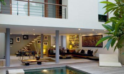 Villa Rio Living and Dining Area | Seminyak, Bali