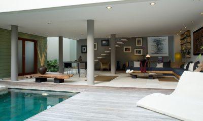Villa Rio Open Plan Living Room | Seminyak, Bali