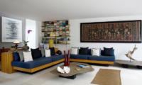 Villa Rio Open Plan Lounge Area | Seminyak, Bali