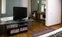 Villa Rio Bedroom with TV | Seminyak, Bali