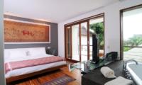 Villa Rio Bedroom and Balcony | Seminyak, Bali