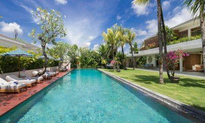 Villa Zambala Swimming Pool | Canggu, Bali