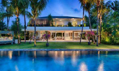 Villa Zambala Night View | Canggu, Bali