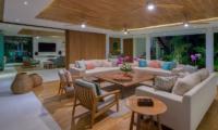 Villa Zambala Living Area | Canggu, Bali