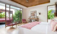 Villa Zambala Bedroom and Balcony | Canggu, Bali